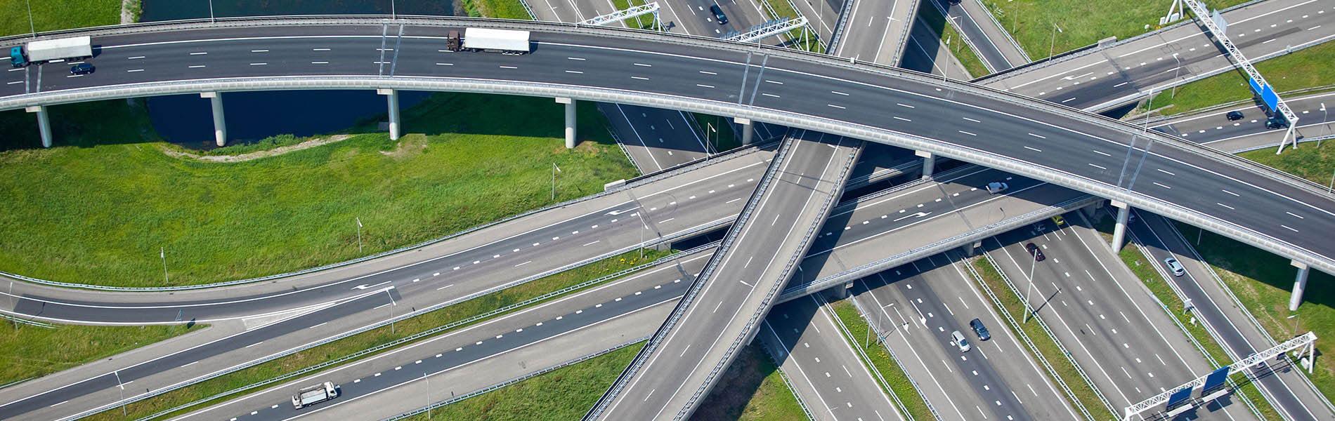 Wegenbouw uitbreiding wegennet Keller Grondzaken B.V.