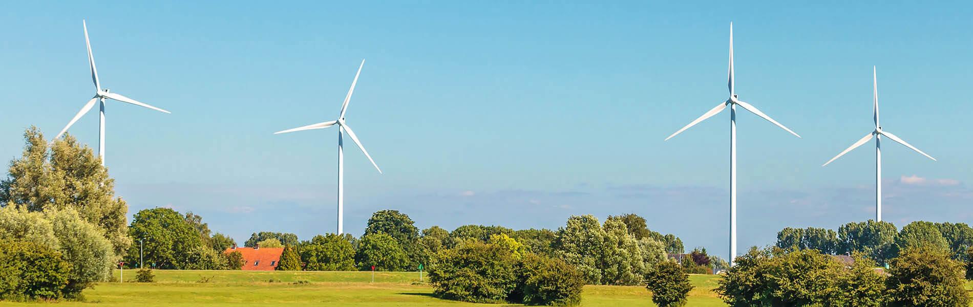 Energietransitie windmolenparken Keller Grondzaken B.V.